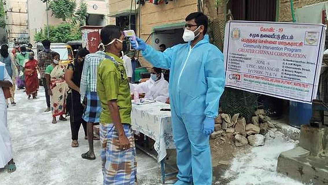 India contagi