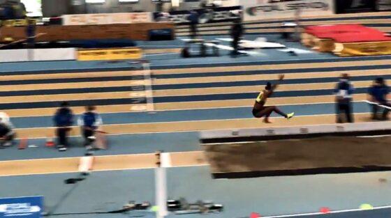 Larissa Iapichino salta in lungo a 6.91 come la madre Fiona May