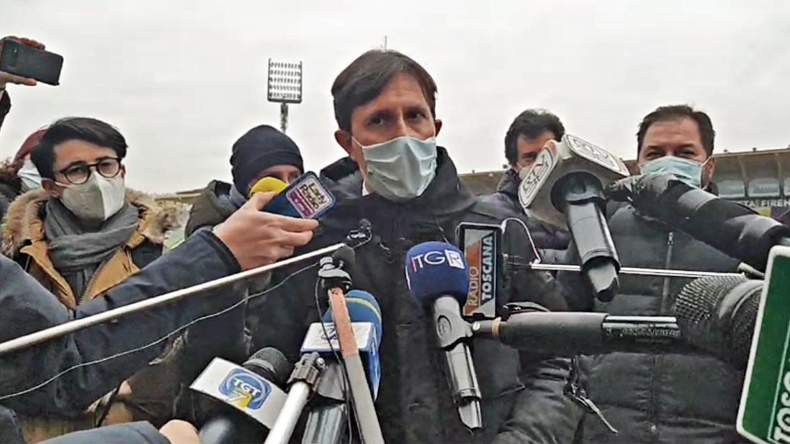 nardella commenta le dimissioni zingaretti