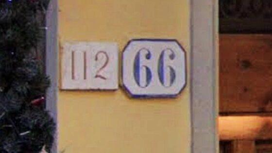 Numeri rossi di Firenze, difficili da geolocalizzare