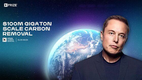 XPRIZE: 100 milioni di dollari per rimuovere il carbonio