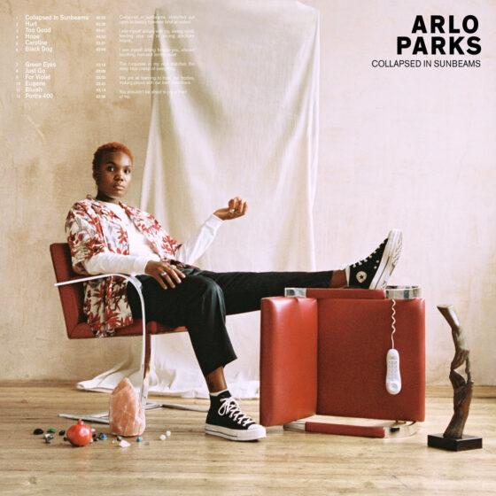 """Disco della settimana: Arlo Parks """"Collapsed in Sunbeam"""""""