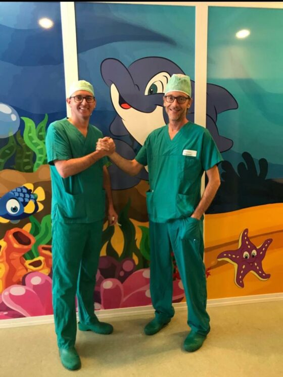 Alleanza Meyer e Careggi: salvato il rene di una bambina di un anno