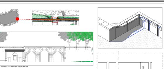 Lucca: ecco il progetto di restauro e valorizzazione delle Mura