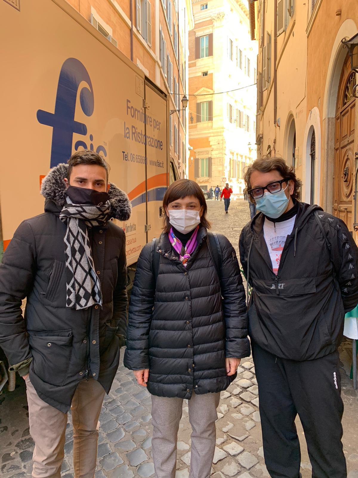 Ristoratori Toscana a Roma con Debora Serrachciani