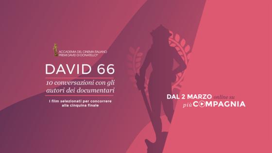 10 conversazioni sui Doc dei David di Donatello