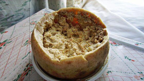 """CNN: """"Casu Marzu: The world's 'most dangerous' cheese"""""""