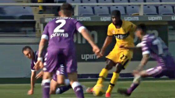 Fiorentina – Parma 3-3, viola salvati da autogol