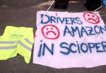sciopero amazon