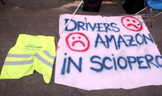 """Primo sciopero globale filiera Amazon:""""Coniugare profitti con i diritti di lavoratori e lavoratrici"""""""