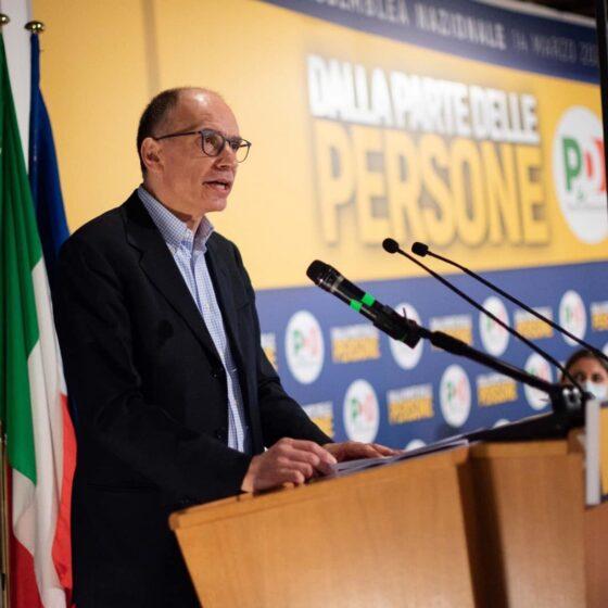 Pd Siena: Letta si candidi a suppletive