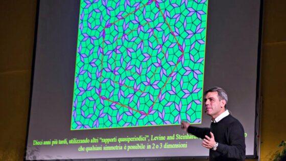🎧 Quasicristalli violano anche le leggi della termodinamica