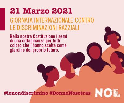 """Settimana di azione contro le discriminazioni,""""La denuncia è l'unico strumento per cambiare"""", Nosotras Onlus"""