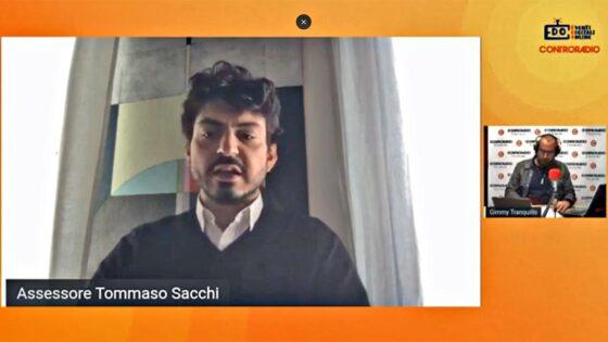 """Sacchi, luoghi cultura: """"Riaperture senza stop and go"""""""