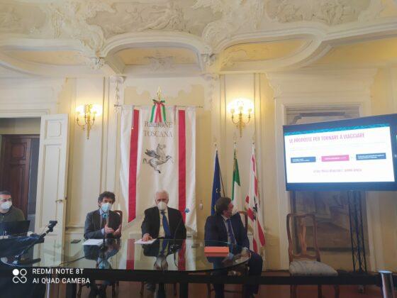 'Toscana, Rinascimento senza fine': la campagna regionale per la ripartenza turistica