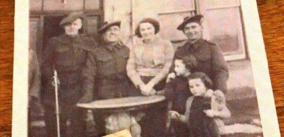 Mugello: ha un nome la bimba che nel 1944 fu aiutata dal soldato Harry