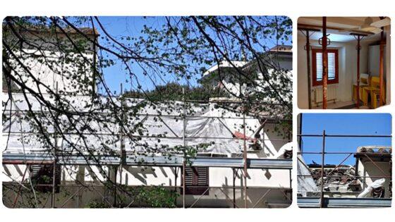"""🎧 Infiltrazioni tetto,centro antiviolenza Artemisia cerca sede:""""Aiutateci a trovare ufficio"""""""