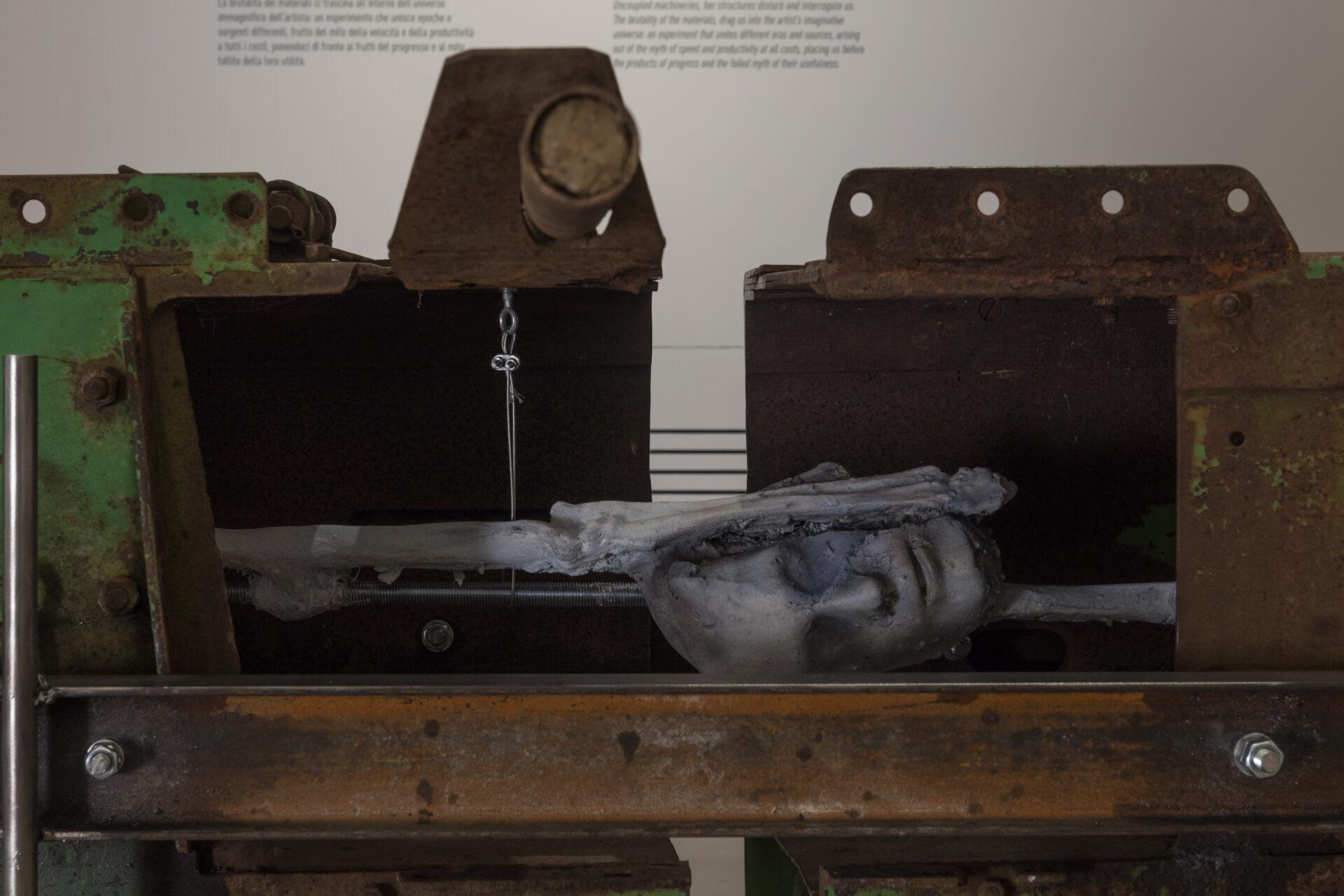 Giulia Cenci per il Museo del Novecento