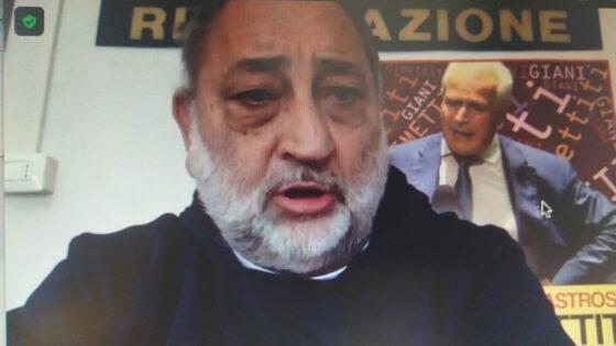 Esposto campagna vaccinale e raccolta firme per dimissioni Giani, Pcr Toscana