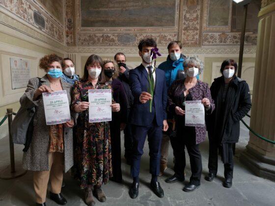 """Il 23 aprile 'A Firenze fioriscono libri"""""""