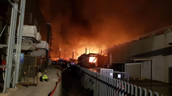 🎧 Incendi Bucine, Fondazione Caponnetto:  si indaghi su sospetto Mafia