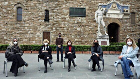 Flash mob, assessore di Palazzo Vecchio per Von der Leyen