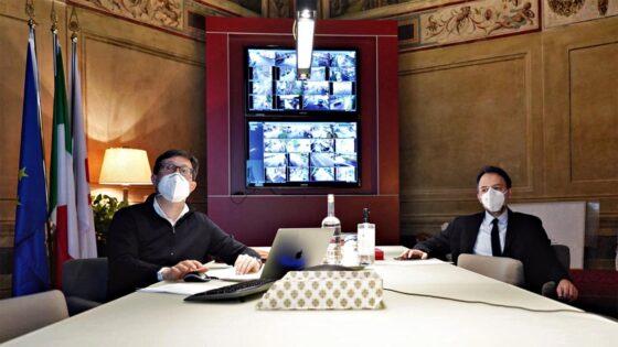 Nardella presenta al governo proposte per ripartenza Firenze