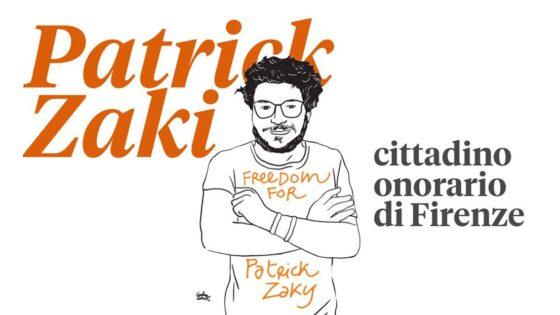 Cittadinanza onoraria per Zaki, ok della giunta Nardella