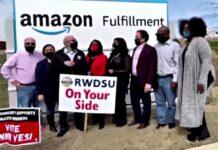 Lavoratori di Amazon