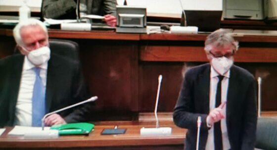 Consiglio respinge sfiducia a Bezzini. No Commissione inchiesta, approvata quella speciale