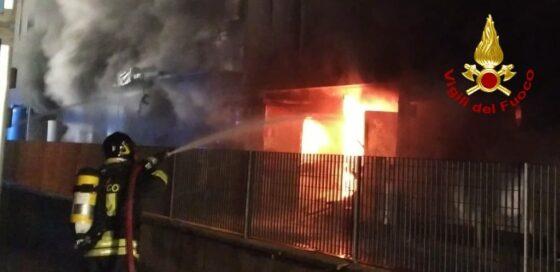 Nuovo incendio a Levane (Ar), azienda orafa in fiamme
