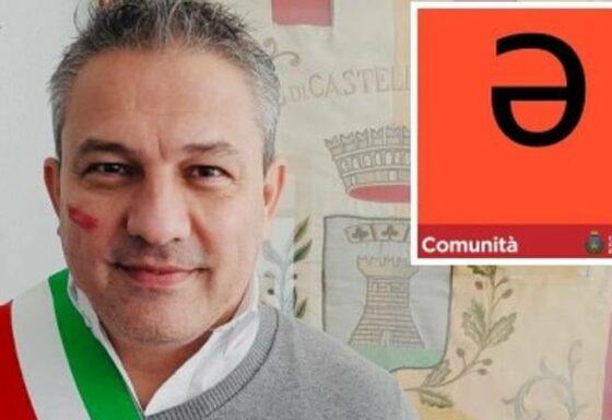 🎧 Diritti: Ə= inclusione?  A Castelfranco Emilia polemiche per l'uso schwa in post Comune