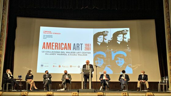 """🎧 """"American Art 1961-2001"""", Palazzo Strozzi riparte col botto"""