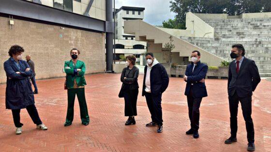 🎧 Centro per l'arte contemporanea Luigi Pecci riapre al pubblico
