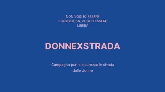 🎧 @donnexstrada: se hai bisogno, parte la diretta Instagram e non sei più sola