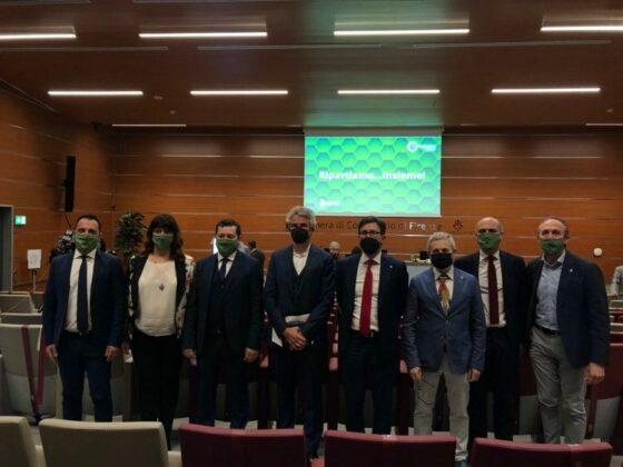🎧Confesercenti Firenze: 10 punti da cui ripartire e nuovo gruppo dirigente