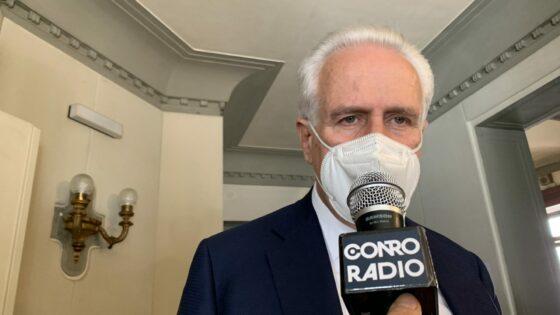 """La Toscana è da zona bianca"", dice Giani"