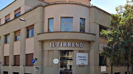 Il Tirreno, per il secondo giorno consecutivo non in edicola