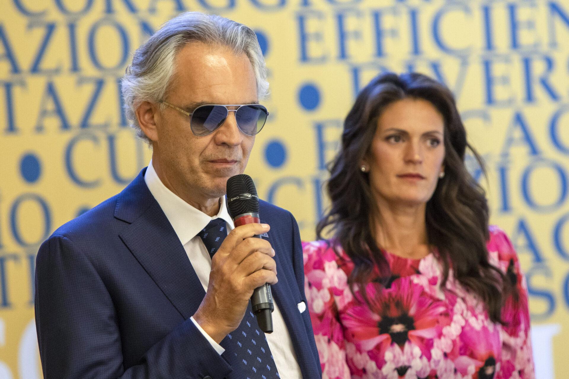 Bocelli risiede a lajatico