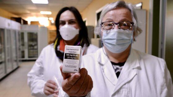 Siena: monoclonali Tls a primo paziente in ospedale