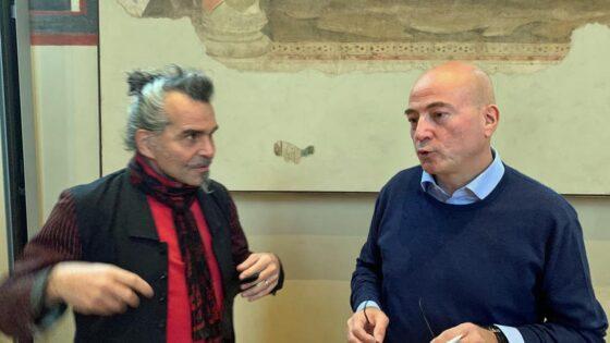 """🎧 """"A Riveder Le Stelle"""", Dante con Aldo Cazzullo e Piero Pelù"""