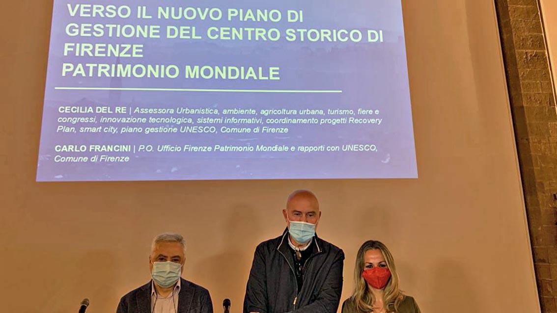 Piano di gestione Unesco