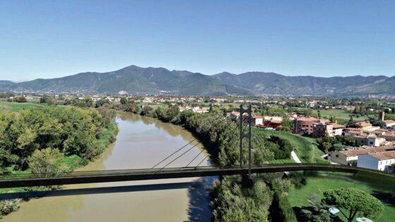 Ponte Ciclopedonale di Cisanello a Pisa, approvato il progetto
