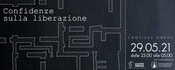 Confidenze sulla Liberazione: una notte di coprifuoco con Obraz e 14 artisti