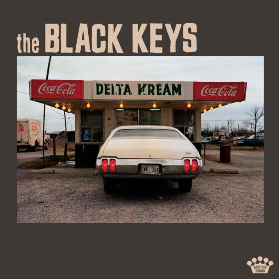 """Disco della settimana: The Black Keys """"Delta Kream""""."""