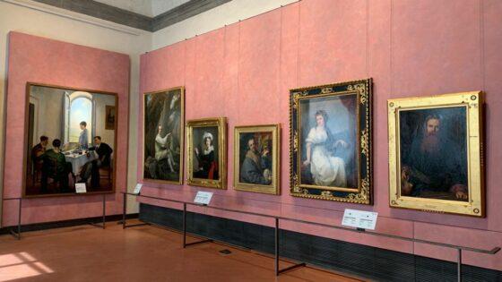 🎧 Uffizi, 4 nuove stanze con 129 opere d'arte
