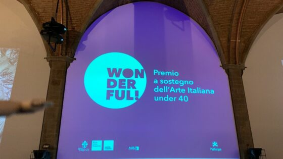 🎧 'Wonderful!' Un premio a sostegno dell'arte italiana