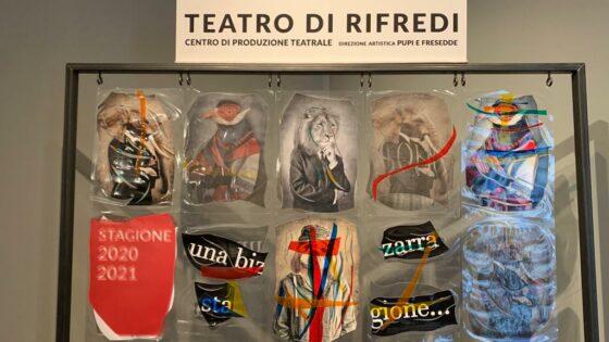 """🎧 """"Manifesti d'artista al Teatro di Rifredi"""""""
