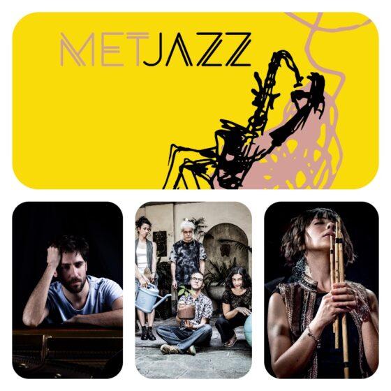 XXVI edizione di MetJazz a Prato dall'8 maggio al 14 giugno
