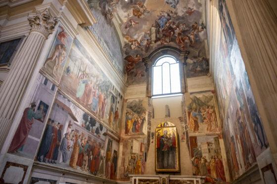 Cappella Brancacci, firmato accordo per restauro